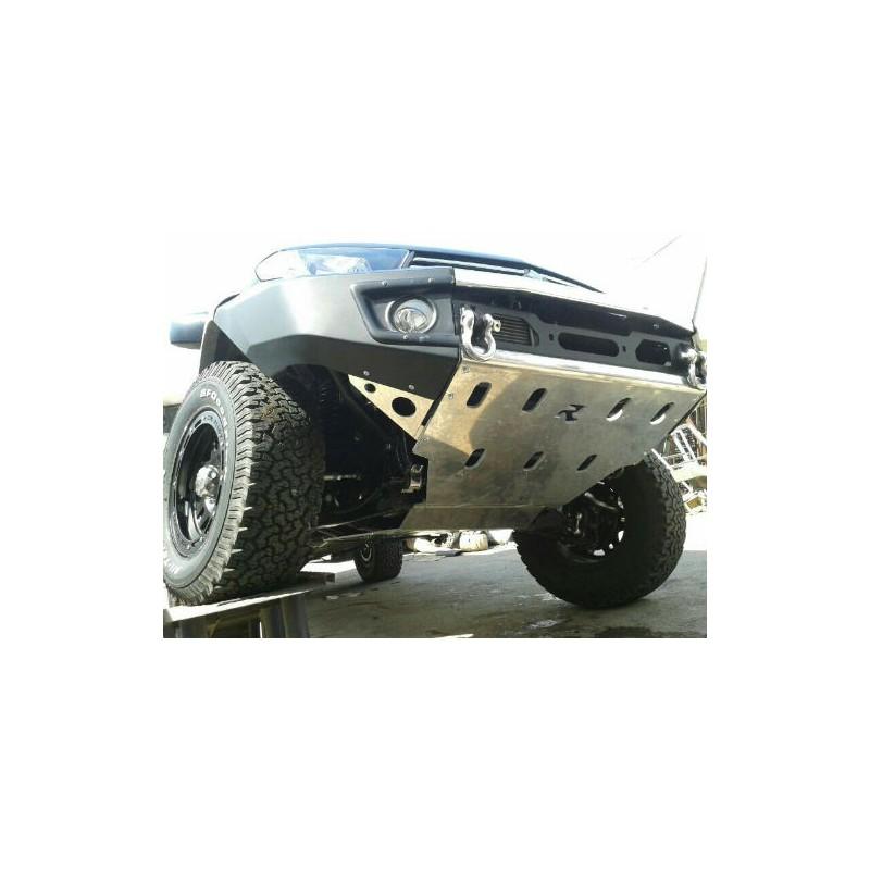 Rhino 4x4 Australia Mitsubishi L200 Triton front bar