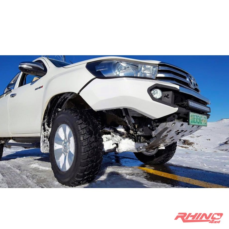 Rhino 4x4 Australia Hilux 16  Front Bar