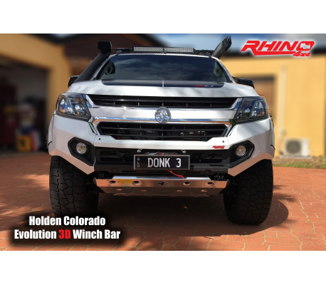 HOLDEN COLORADO 2017+ FRONT BAR