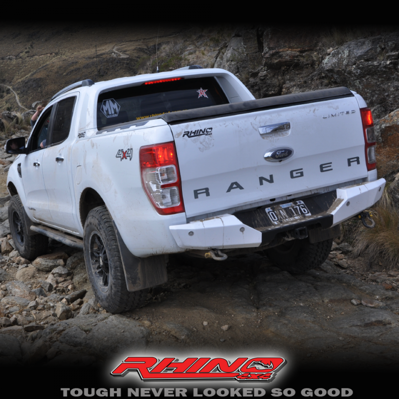 Rhino 4x4 Australia Ranger Rear Bar