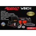 RHINO4X4 12500LBS WINCH