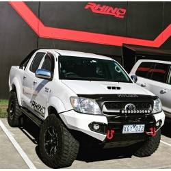 Toyota Hilux Evolution Winch bar