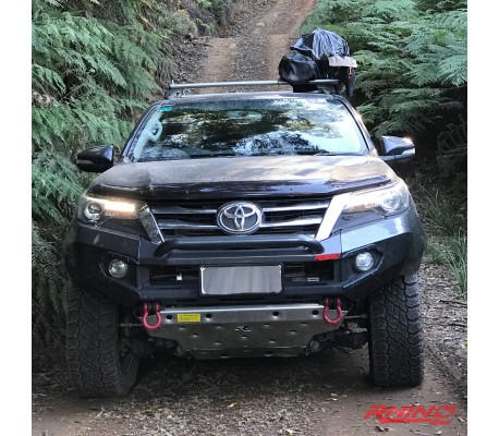 Fortuner Evolution 3D Winch bar