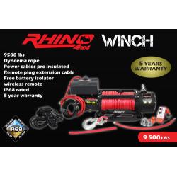 RHINO4X4 WINCH